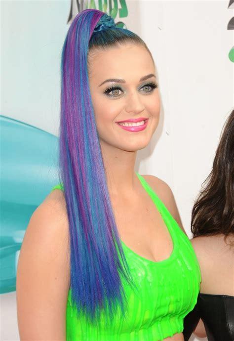 Katy Perry Katy Perry Greenhair