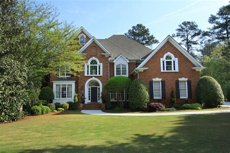 Brick+houses  Beautiful Brick Home In Sought After Neely