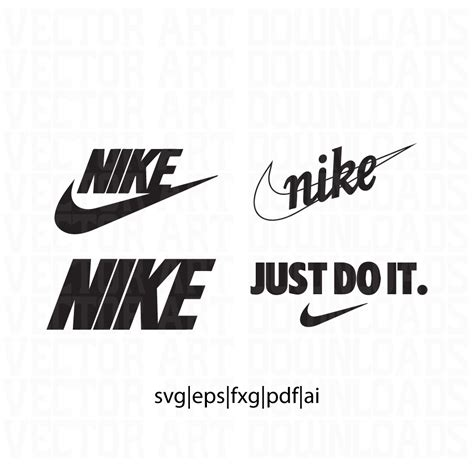 Free dxf svg vectors design free dxf svg vectors provides you with tons of beautiful free dxf drawings, svg vector graphics, cdr design of any topic. Nike Logo 4 Pack Vector Art Now Available For Download ...