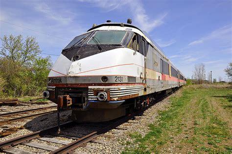 Abandoned Amtrak Train - Glenville, New York | Turboliner ...