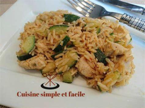 recettes de cuisine simple recettes de riz de cuisine simple et facile