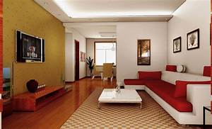 Chinese modern minimalist living room interior design for Interior design for living room