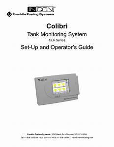 Colibri Setup And Operator U0026 39 S Guide