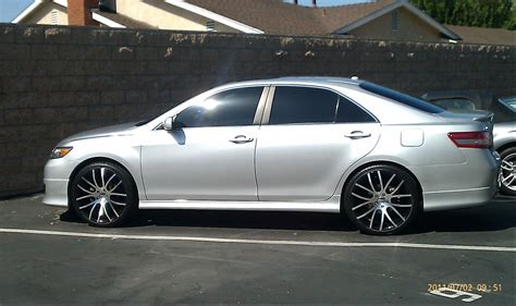 2010 camry rims 2010 toyota camry se with rims
