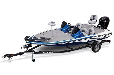 Bass Boat Z17 by New 2017 Nitro Z17 ナイトロボート バスボート販売 Nitro Boat Japan