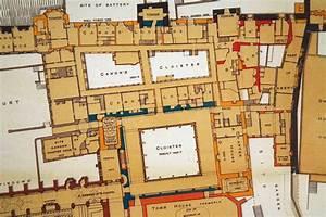 Sir W H St John Hope Windsor Castle Ground Floor Plan