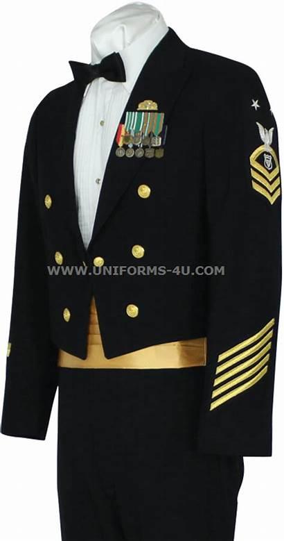 Guard Uniform Dinner Jacket Coast Enlisted Cpo