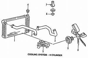 Chevrolet K1500 Engine Coolant Thermostat