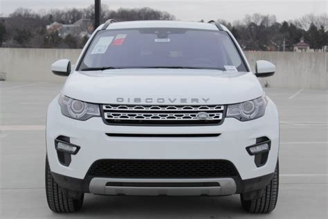 certified pre owned  land rover discovery sport hse