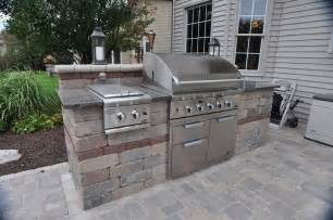 Inexpensive Kitchen Island Ideas Choosing The Best Of Outdoor Kitchen Ideas On A Budget Home Design Lover