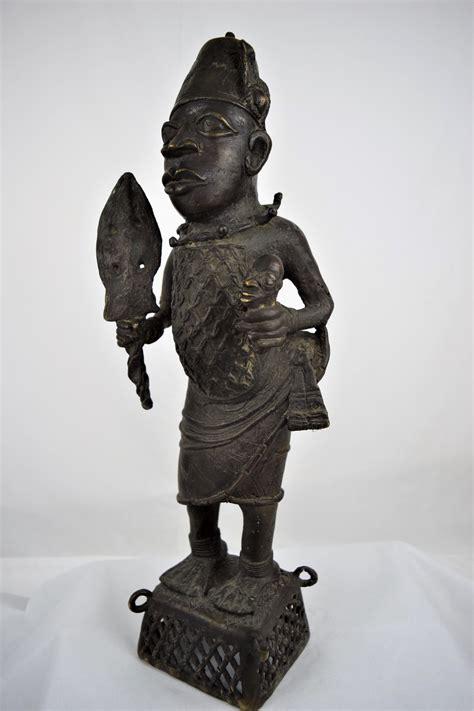 Benin Bronze Sculpture | gladoj