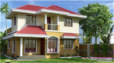 3 Cent Home Design : Villa With 3 Bed Appropriate In A 3 Cents Of Land