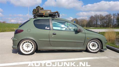 Peugeot 206 Ratlook Foto's » Autojunk.nl (165839