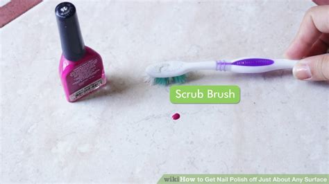 5 Ways To Get Nail Polish Off Just About Any Surface