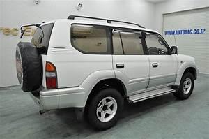 1998 Toyota Landcruiser Prado Tx Limited 4wd