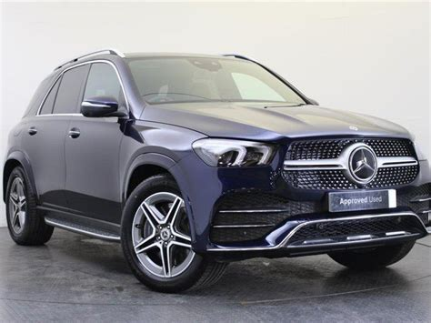 Some information presented or used in the drive away pricing calculator is sourced from third parties and every effort. Used 2019 Mercedes-Benz GLE Class GLE 450 4MATIC AMG Line 5 Seats for sale in Edinburgh ...