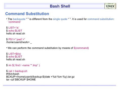 Bash quotes in command