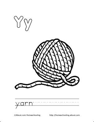 letter  coloring book  printable pages