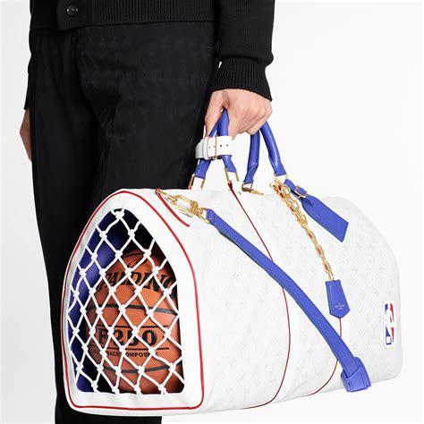 louis vuitton collaborates   nba  brand  capsule collection purseblog