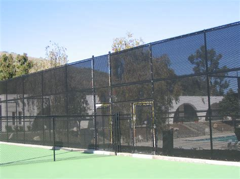 tennis facility products tennis court products for