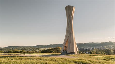 Poltrona A Dondolo Tower Wood : Institute For Computational Design