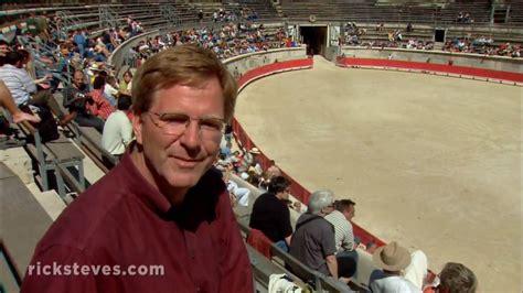Nîmes, France: Bullfighting, French-Style - YouTube