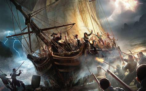 pirate ship wallpapers wallpapertag