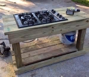 DIY How To: Outdoor Kitchen Island Louisville Restore