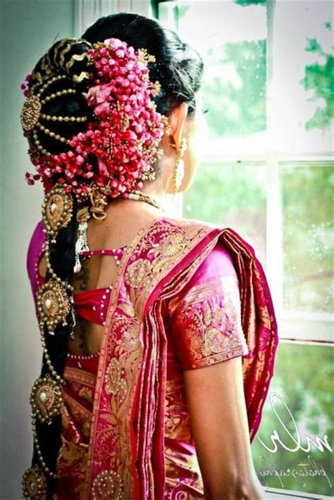 simple south indian hairstyles   gracious