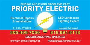 Thousand Oaks Electrical Contractor Licensed Electrician