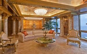 Inside Donald Trump's $100-million Penthouse in New York