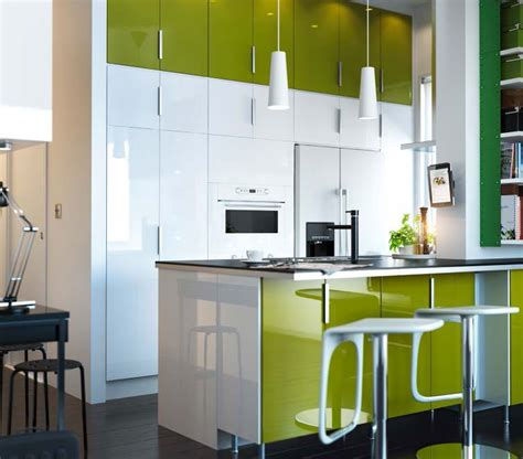 ikea kitchen top cabinets kitchen design ideas 2012 by ikea white green cabinet