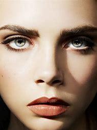 Cara Delevingne Eyes