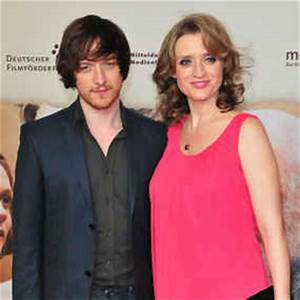 McAvoy's wife opens up about son | Celebrity News ...