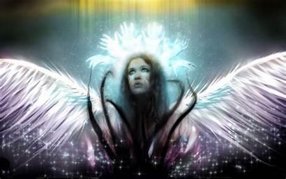 Angels Fantasy Wallpapers Desktop Funny