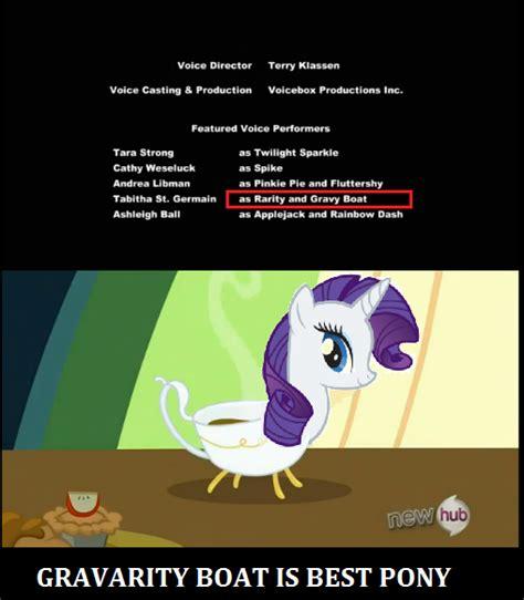 Best Mlp Memes - rarity is best gravy boat my little pony friendship is magic know your meme
