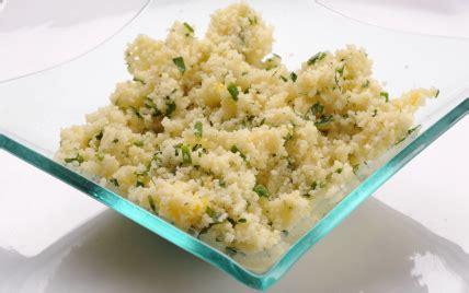 cuisiner semoule recette semoule express aux herbes fraîches 750g