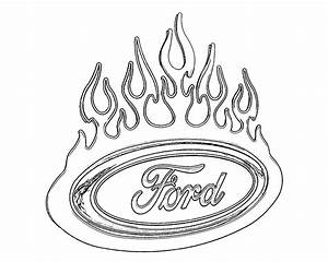 ford pickup coloring pages autos weblog With 1949 ford panel van