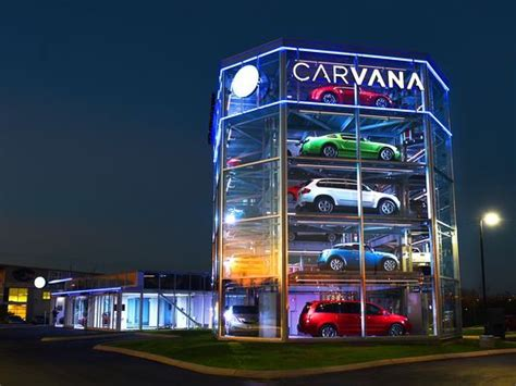 sxsw  video interview carvanas big vending machine idea