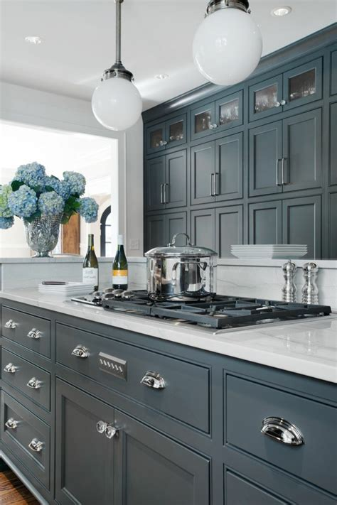 meuble cuisine gris meuble de cuisine gris anthracite sedgu com