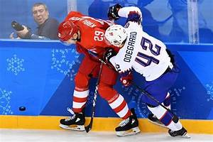 Olympic Athletes of Russia reach men's hockey semifinals ...
