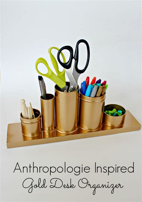 diy pencil holder for desk 15 diy projects knock edition the 36th avenue