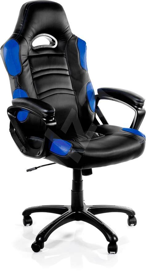 arozzi enzo blue gaming chair alzashop