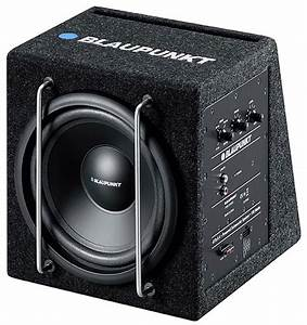Blaupunkt GTb 8A Active Subwoofer | In Car Connections