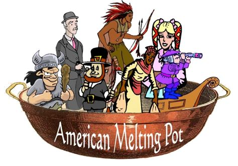 melting pot in america whatever literatura de azi