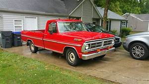 1972 Ford F-100 - Overview