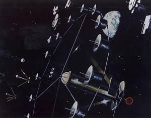 Space Colony Artwork 1970