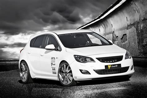 eds opel astra opc car tuning