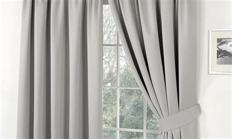 Blackout Curtains From £13.99 Double Curtain Rod For Valance And Curtains Wedding Design Clear Rubber Door Pink Gray Chic Uk How To A Wall Elegant Otley Shabby Pole