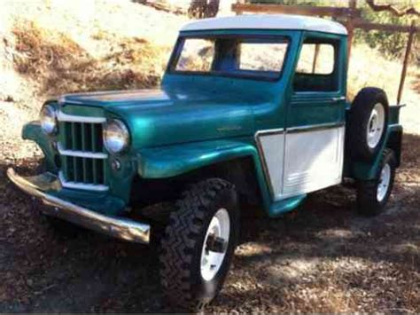 willys overland pick  truck     pickup